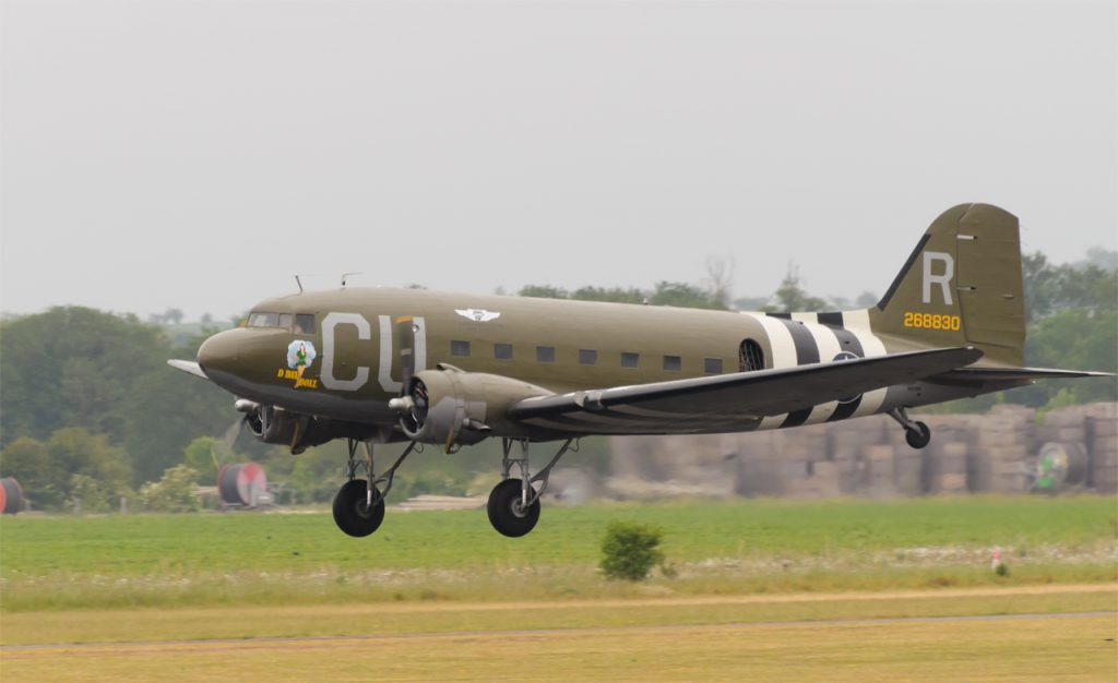 "C-53D N45366 ""D-Day Doll"""