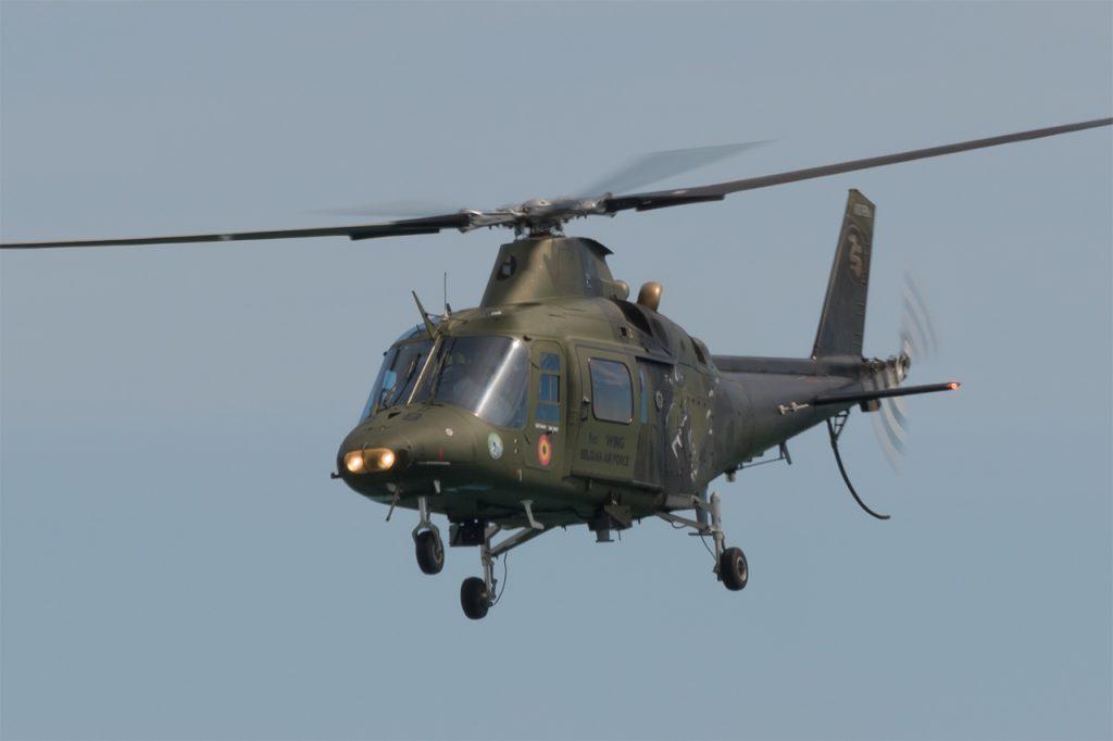 Belgian A109