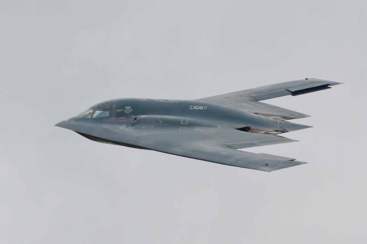 RIAT 2017 - B-2 Spirit