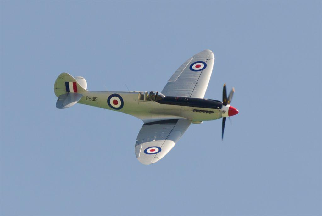 BBMF Spitfire XIX