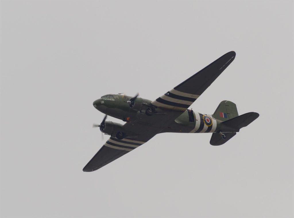 BBMF Dakota