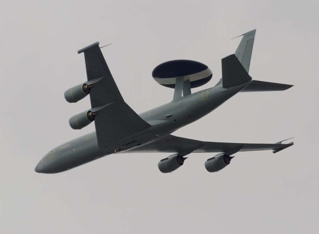 E-3D Sentry