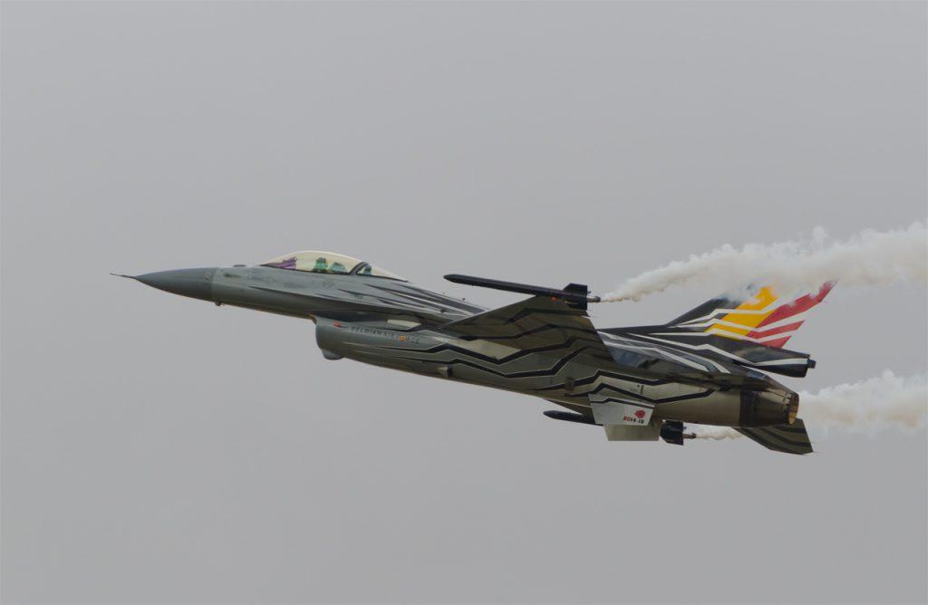 F-16, Belgium