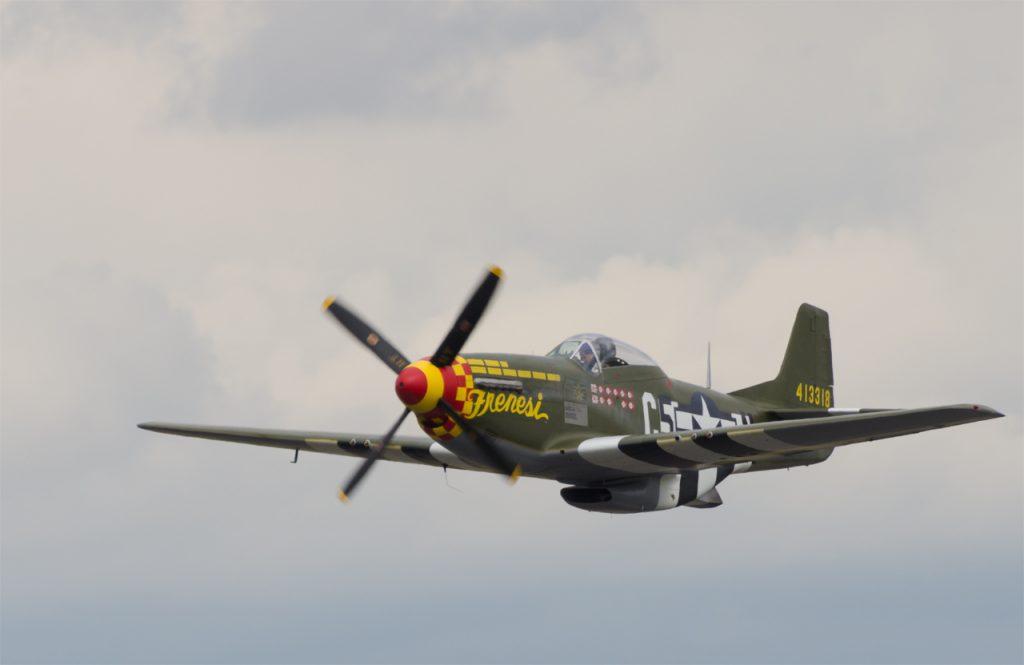F-6 Mustang