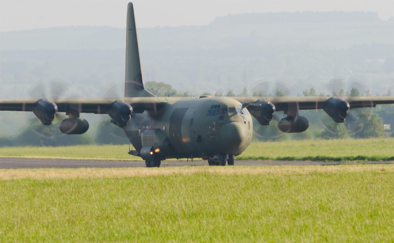 Abingdon airshow - Hercules