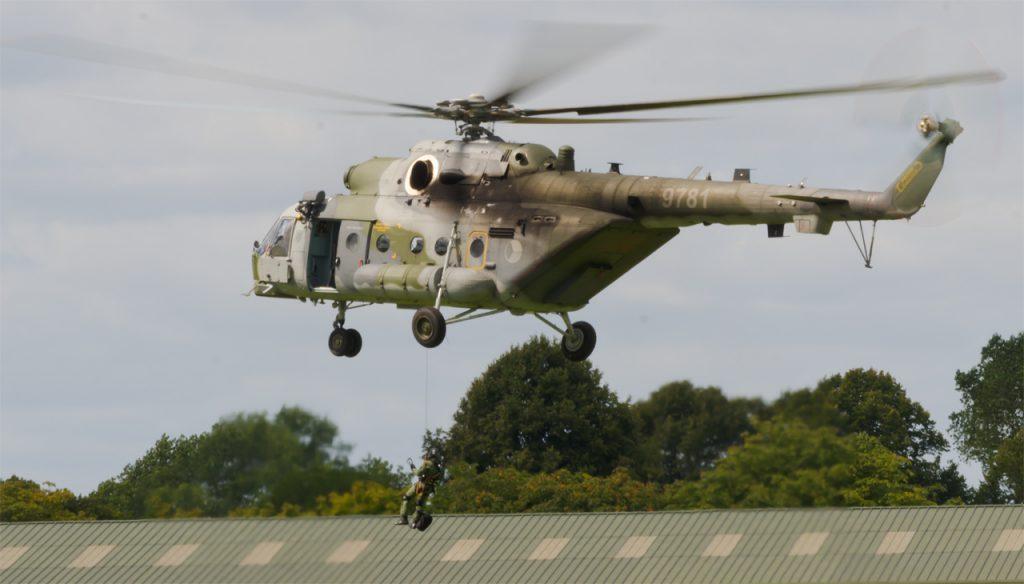 Mil Mi-171Sh Hip