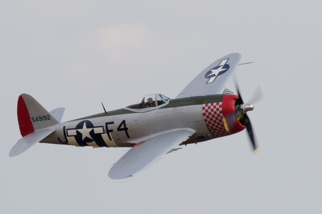Flying Legends - P-47 Thunderbolt