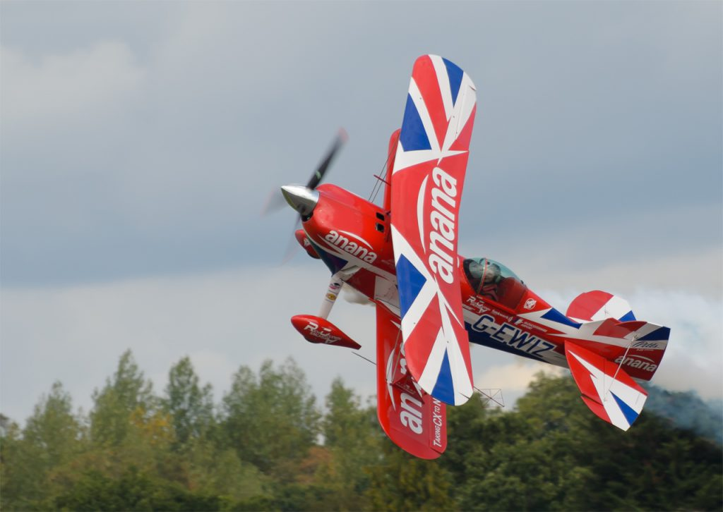 Pitts S-2S Rich Goodwin