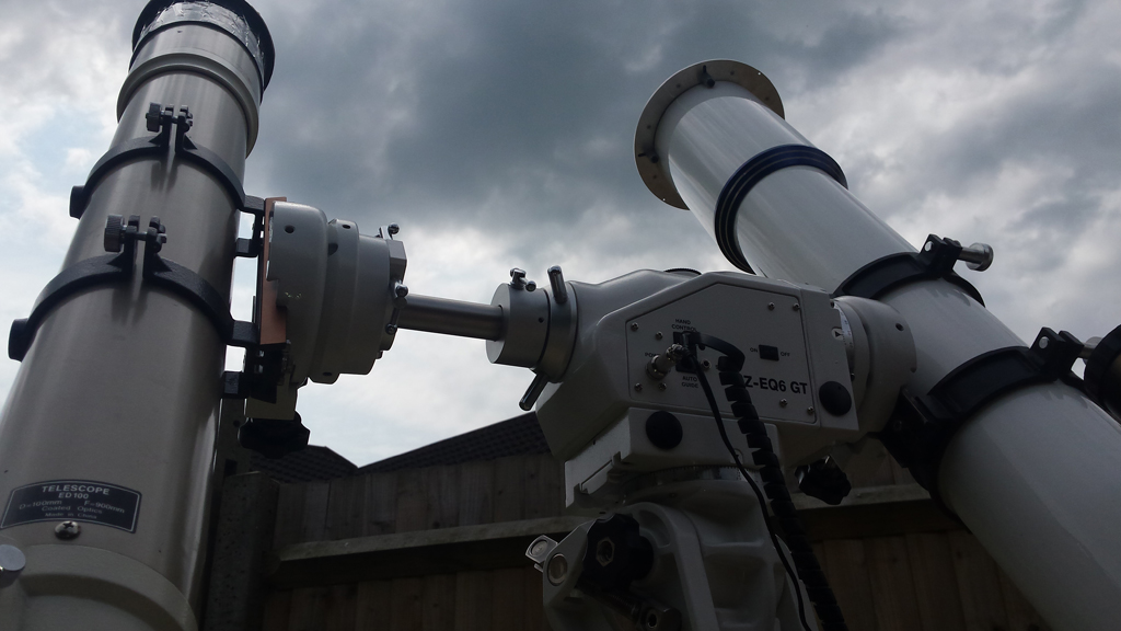 Astrophotography telescopes