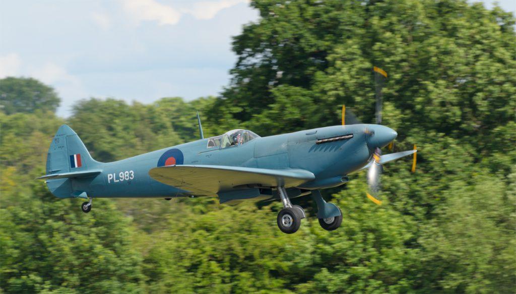 Spitfire PR XI