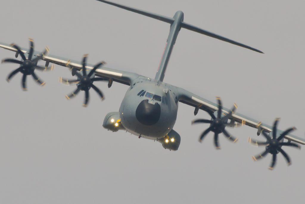 RIAT 2018 - Airbus A400M Atlas