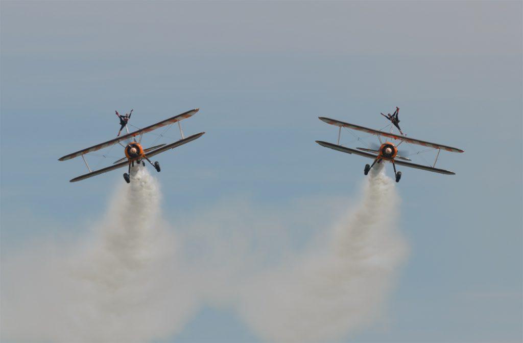 AeroSuperbatics Wingwalkers