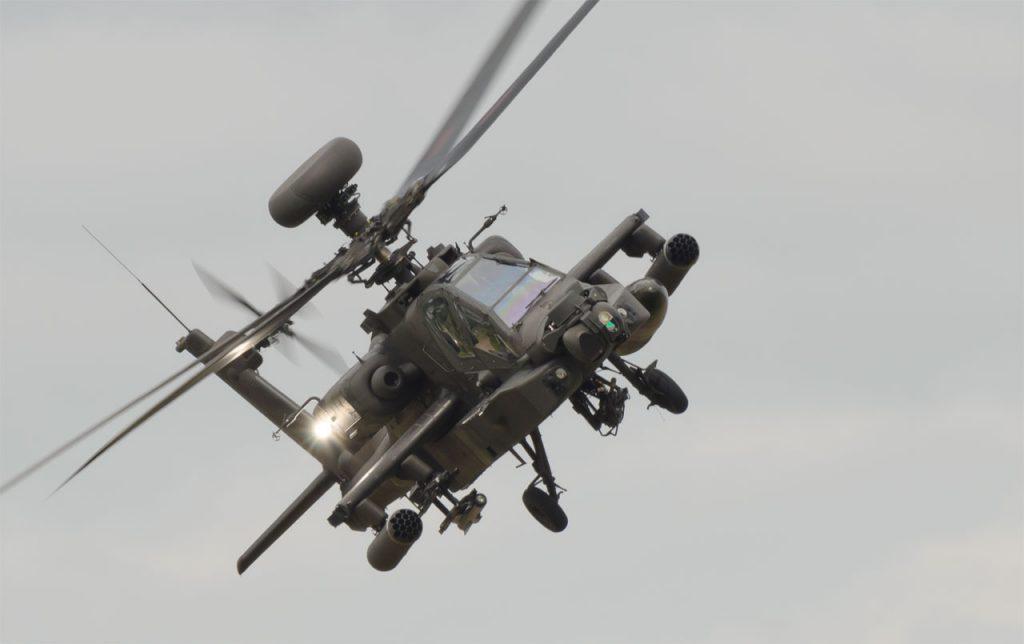 Apache – Army Air Corps