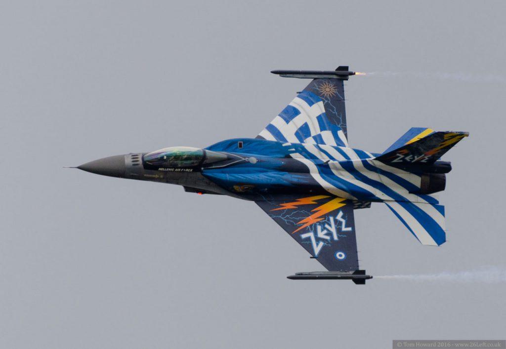 "F-16 – Greece ""Zeus"""