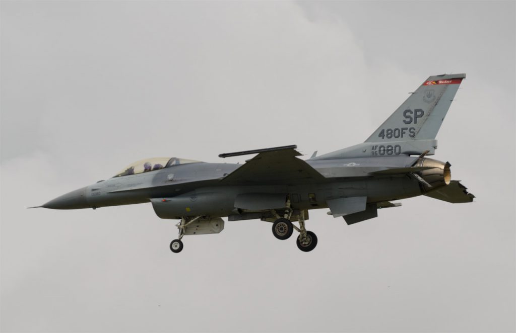 F-16 – USAF Team Viper
