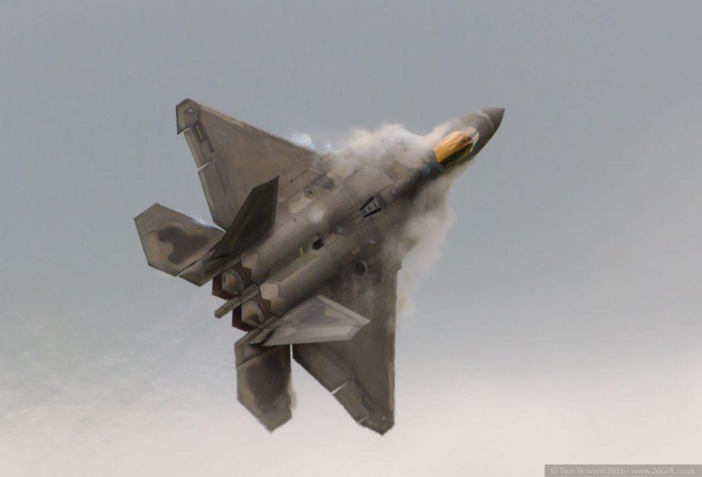 F-22 Raptor – USAF
