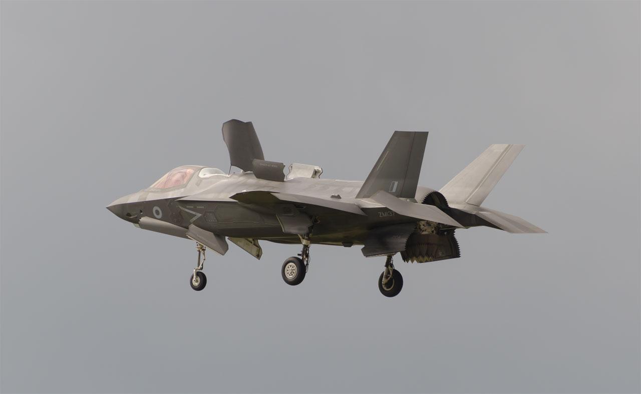 RIAT 2016 - F-35