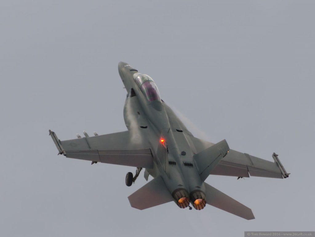 F/A-18 Hornet – US Navy