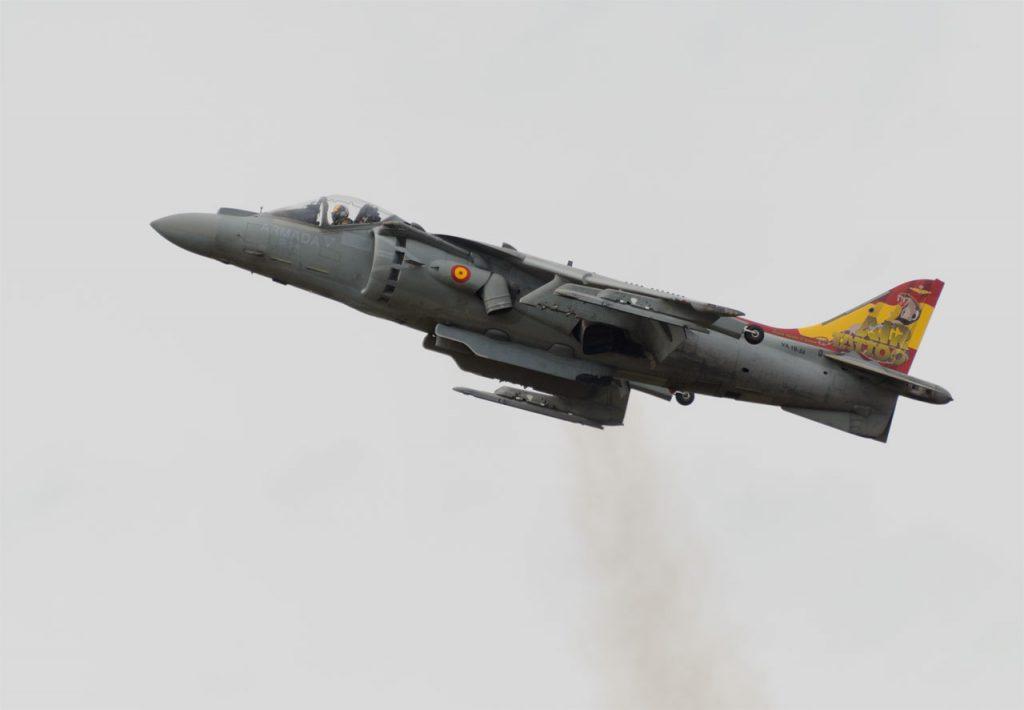 Harrier – Spanish Navy
