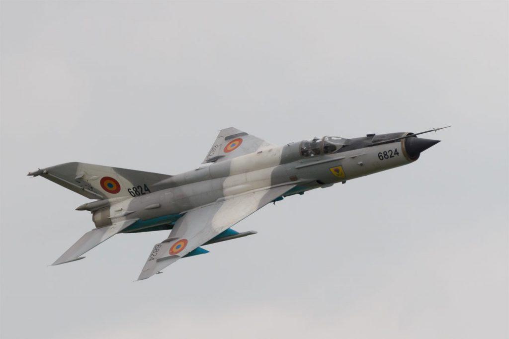 MiG-21 LanceR – Romania