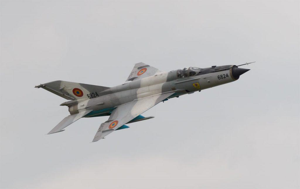 RIAT 2019 - MiG-21 LanceR
