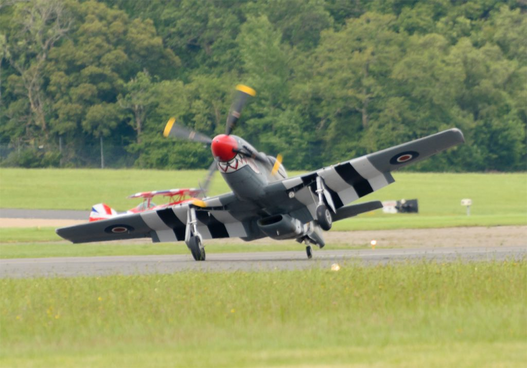 """P-51D Mustang """"The Shark"""""""