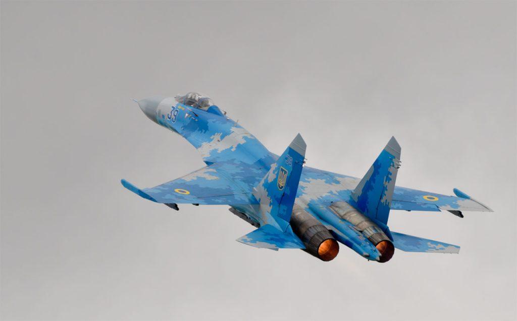 SU-27 Flanker – Ukraine