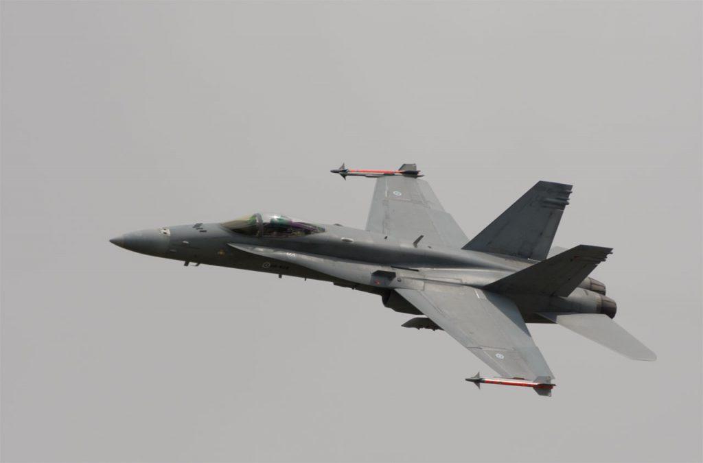 Saab Gripen – Sweden