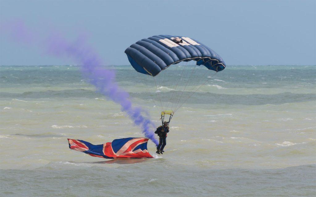 Tigers Parachute Display Team