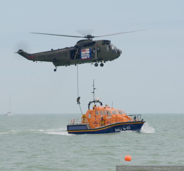 RN Sea King
